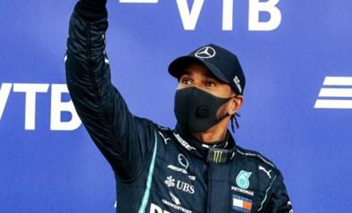 Lewis Hamilton verontschuldigt zich:
