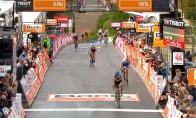 Anna van der Breggen klautert het snelst op de Muur van Hoei en wint zesde Waalse Pijl op rij