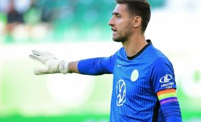 Wolfsburg kan donderdag in Athene niet op doelman Koen Casteels rekenen, komen Rode Duivels in gevaar?