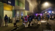 Brand in garage van VTI Veurne snel geblust