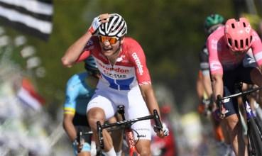 Mathieu van der Poel won vorig jaar de Amstel Gold Race.