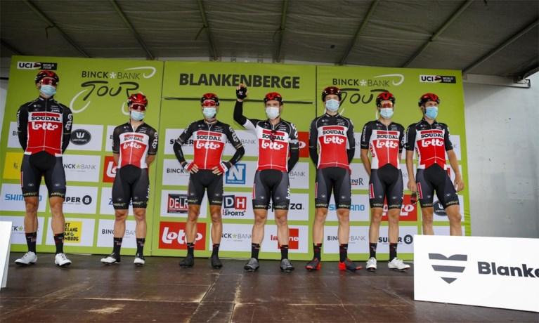 BinckBank Tour gaat donderdag verder met zeven lokale ronden in Aalter