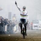 Vorig seizoen won Van der Poel in Zonnebeke.