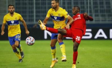 CHAMPIONS LEAGUE. Salzburg, Krasnodar en Midtjylland plaatsen zich als laatste teams voor het kampioenenbal