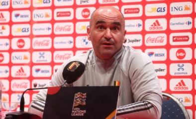 LIVE. Bondscoach Roberto Martinez maakt selectie Rode Duivels voor matchen tegen Ivoorkust, Engeland en IJsland bekend