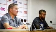 """Standard-trainer Montanier over selectie Zinho Vanheusden: """"Martinez heeft dat goed gezien"""""""