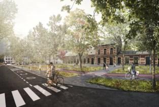 """Plannen klaar voor heraanleg stationsomgeving Groenendaal: """"meer groen en dubbel zoveel parkeerplaatsen"""""""