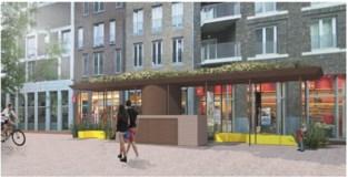 Nieuw ontwerp sluit trap ondergrondse parking af