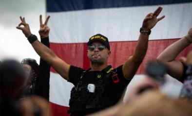 """De """"Proud Boys"""" beroeren Amerika na het presidentieel debat: wie zijn ze en waarom veroorzaken ze zoveel opschudding?"""
