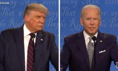 """Amerikaanse media niet te spreken over debat Trump en Biden: """"Slechtste debat ooit, onmenselijk laag en beledigingen alom"""""""