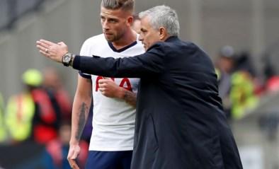 Mourinho wil Alderweireld liever niet zien bij de Rode Duivels