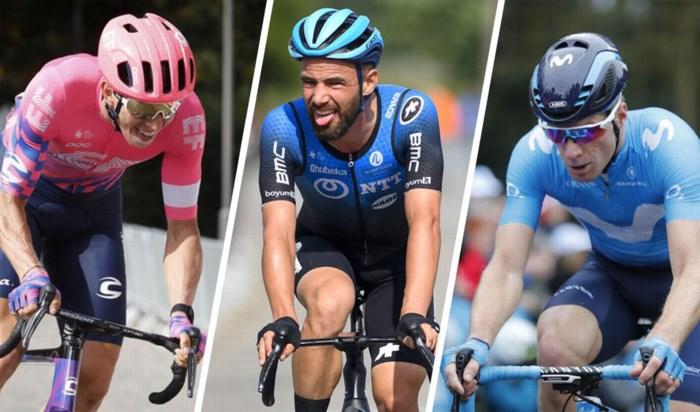 De tijd dringt voor heel wat renners: één maand voor einde seizoen weten zij nog niet bij welke ploeg ze zullen rijden