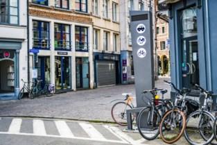 Weg met verdwijnpalen: vanaf volgende week controleren ANPR-camera's het Leuvense voetgangersgebied