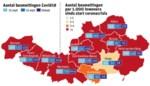 311 nieuwe bevestigde besmettingen, ook aantal ziekenhuisopnames stijgt