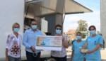 Personeel Ezeldijk bekroond voor massale griepvaccinatie