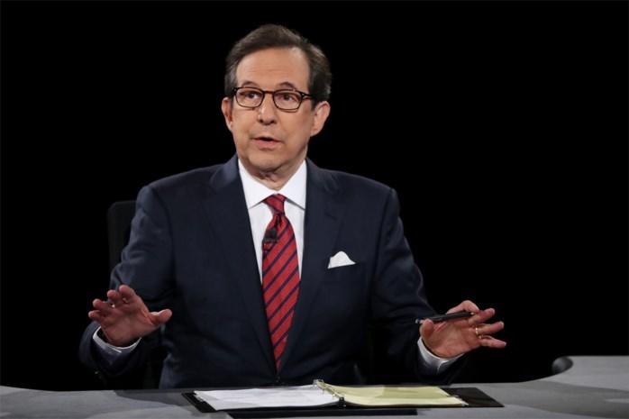 Fox-gezicht Chris Wallace leidde debat tussen Joe Biden en Donald Trump: wie is deze man?
