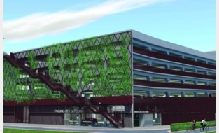 Bouw van nieuwe parkeertoren midden in Bloemekenswijk start: maar wie mag erin?