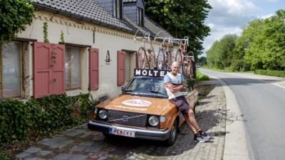 """Wielergekke cafébaas eert zijn idool met MERCKX-nummerplaat: """"Ik heb zelfs acht gepersonaliseerde nummerplaten"""""""