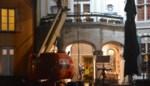Kasteel in Malle vormt decor voor opnames Britse versie tv-reeks 'Professor T'