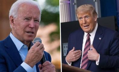 LIVE. Herbeleef hier het bitsige debat tussen Donald Trump en Joe Biden