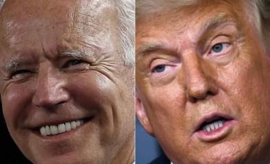OVERZICHT. De hoogte- en dieptepunten uit het debat tussen Joe Biden en Donald Trump