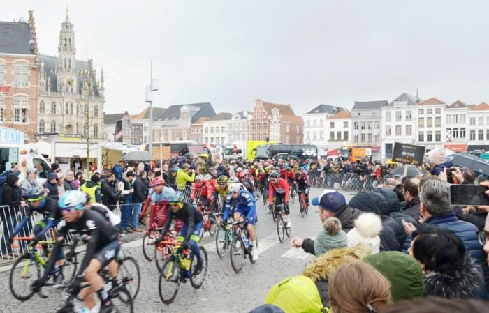 """Oudenaarde eist compensatie voor Ronde van Vlaanderen zonder publiek: """"Extra tv-aandacht in ruil voor 400.000 euro"""""""