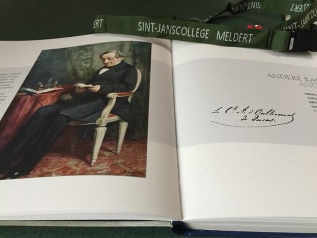 Boek over Meldert herinnert aan een van de rijkste Belgen