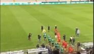 Vrienden, familie en ex-ploegmaats spelen afscheidsmatch voor Miguel Van Damme