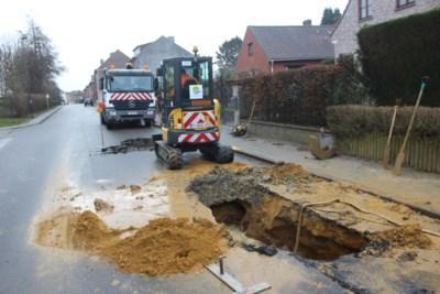 Aanslepende waterproblemen in wijk De Hoek zijn mogelijk snel achter de rug