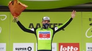 Pieter Vanspeybrouck vat tijdrit Binckbank Tour aan om 13u55, Mads Pedersen sluit de rij
