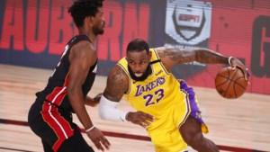LA Lakers zetten eerste stap richting 17de NBA-titel onder virtueel oog van Barack Obama