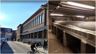 School vangt regenwater op in enorme waterzakken
