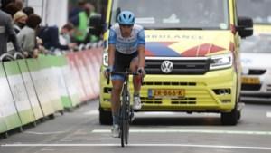Vijf renners startten niet meer in BinckBank Tour