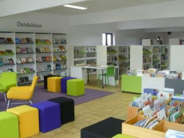 Bibliotheek verwent twee dagen haar bezoekers