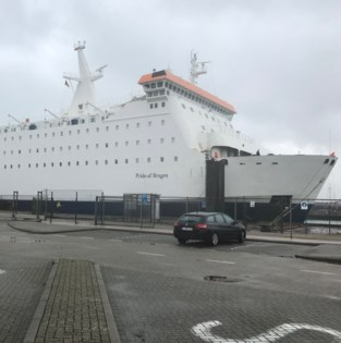 Geen veerdienst meer tussen België en Engeland