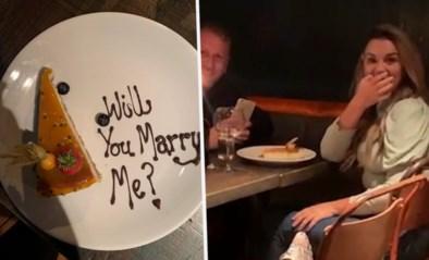 """Grappenmaker verpest eerste afspraakje van vriend met nieuwe vriendin: """"Wil je met me trouwen?"""""""