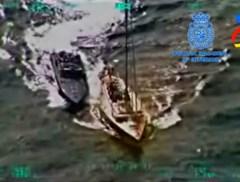 Spaanse politie neemt 30 ton hasj in beslag op luxejachten aan kust van Gibraltar
