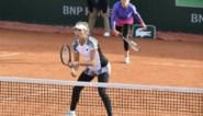 Elise Mertens neemt op Roland Garros eerste horde in dubbelspel, Yanina Wickmayer sneuvelt meteen