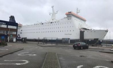 """Laatste veerdienst voor passagiers tussen België en Groot-Brittannië geschrapt: """"Corona was de doodsteek"""""""