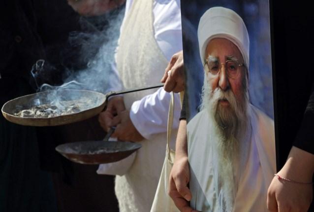 Hoogste spirituele leider van jezidi's overleden