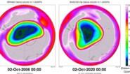 Het gat in de ozonlaag leek een opgelost probleem, plots lijkt het groter dan ooit