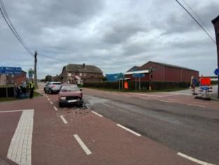 Familie zag al twee auto's in de prak gereden op zelfde kruispunt in Voeren