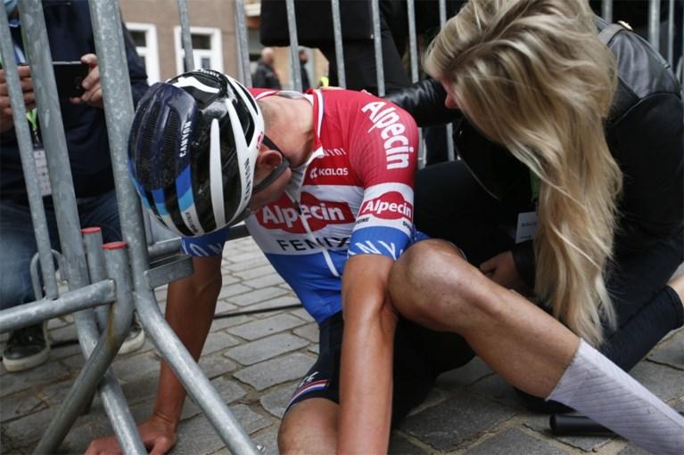 """Solerende Mathieu van der Poel bijzonder gelukkig met geslaagde aanval in BinckBank Tour: """"Eén van mijn strafste prestaties ooit"""""""