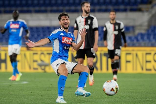 Napoli moet vlucht naar Turijn afgelasten, maar volgens Italiaanse voetbalbond gaat topper Juventus-Napoli toch door