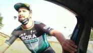 Typisch Peter Sagan: hij raakt de weg kwijt in de Giro
