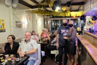 Recordpoging om ter langst achter de bar staan bij horecazaak Tammy's