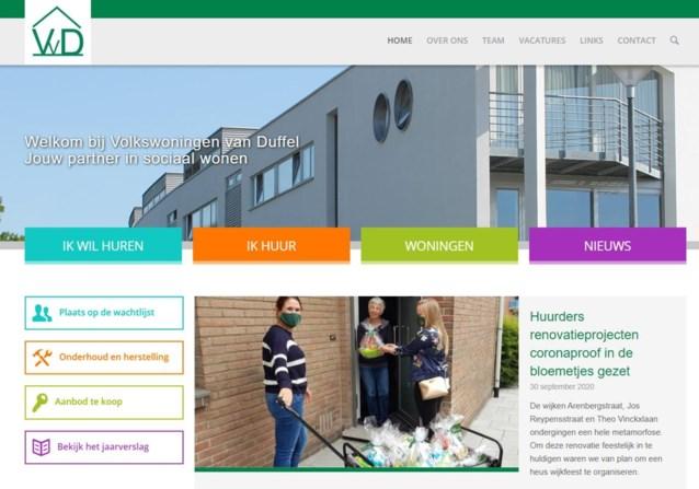 Handig en snel: nieuwe website voor sociale huisvestingsmaatschappij