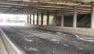 Zwaar transport beschadigt onderkant brug onder E313: geen structurele schade
