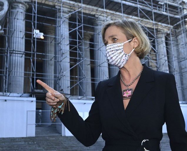 """Delphine Boël nu ze zich van Saksen-Coburg mag noemen: """"Ik verwacht niets meer van de koninklijke familie"""""""