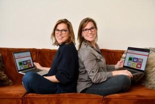 """Tweelingzussen kunnen elkaar niet missen en beginnen bedrijf: """"Een betere combinatie vind je niet"""""""